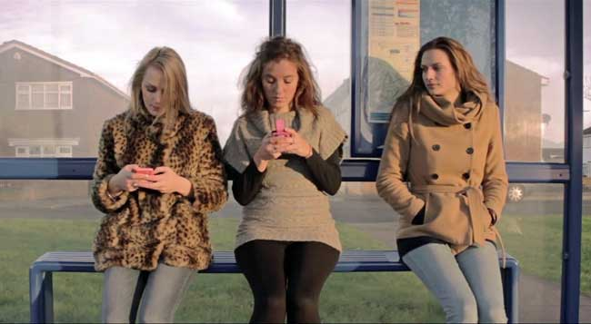 Anti-social media video 'Look Up' ironically goes viral