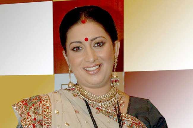 From wannabe Miss India to minister-phenomenal rise of Smriti Irani
