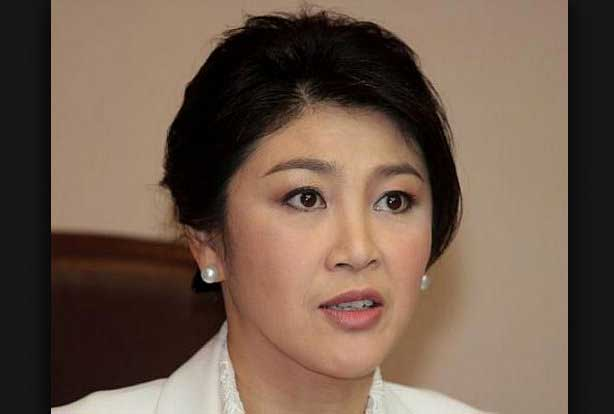 Thai army detains ex-PM Yingluck