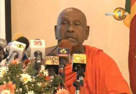 Sarath Fonseka responds to Aluthgama and Beruwela unrest
