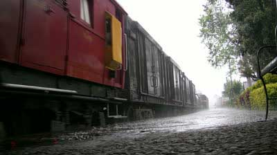 Train services on Chilaw route come to a halt