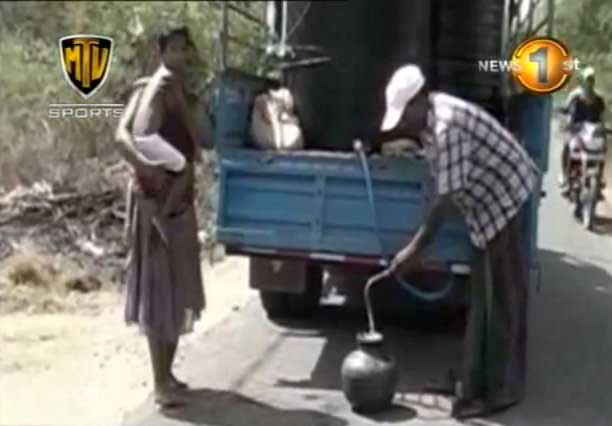 Farming communities struggle on Polonnaruwa's parched land
