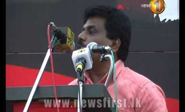 Where did Mahindanda get all these assets from – asks Anura Kumara