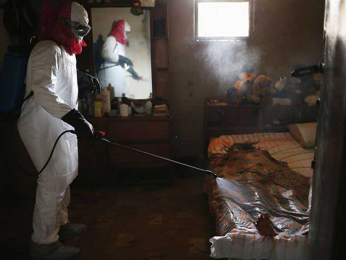 Ebola death toll rises to 1,145 in West Africa