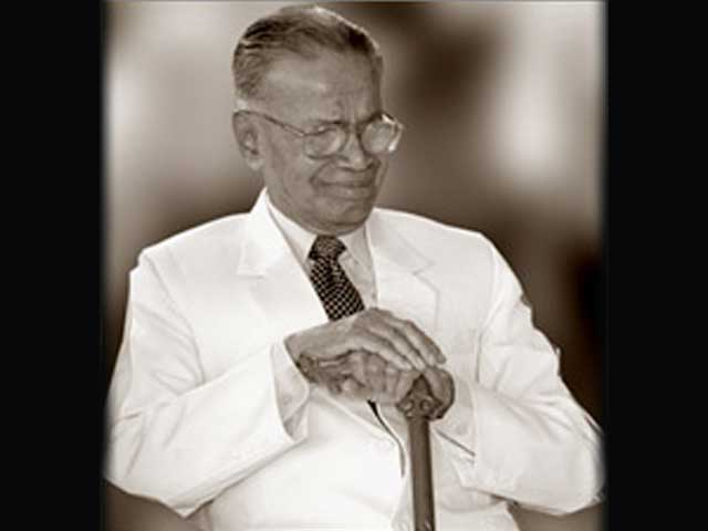 Sam Wijesinghe passes away