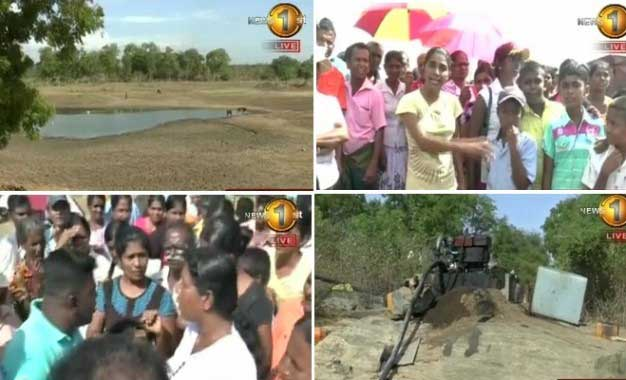 National Freedom Front comments on govt. efforts to deal with drought