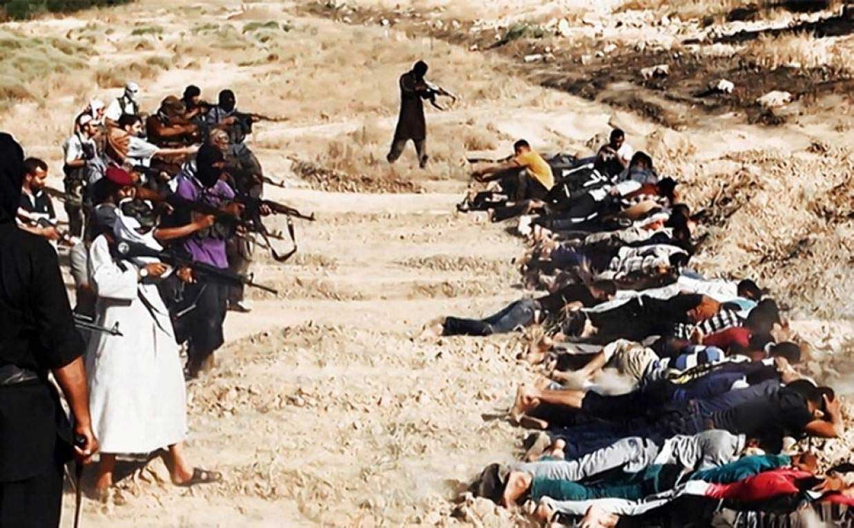 ISIS slaughtered several woman and children of Sunni tribe: Iraqi Govt