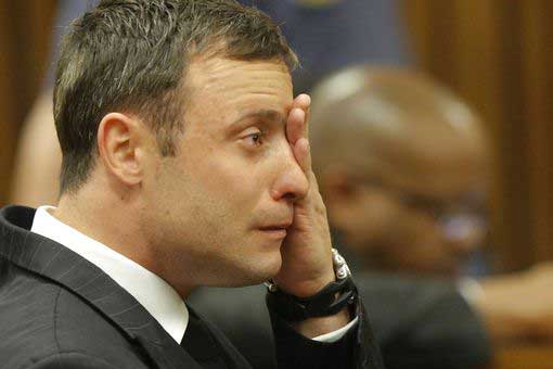 BREAKING: Oscar Pistorius' sentenced