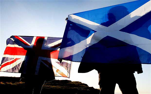 Fate of Scotland to be decided today