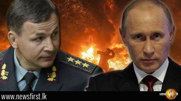 Ukraine's Defence Minister accuses Russia of launching a 'great war'