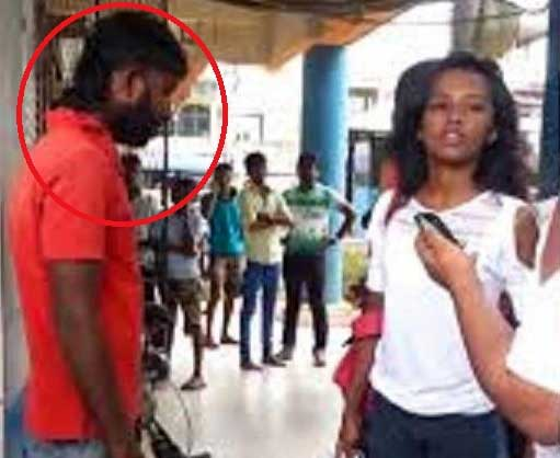 Man in Wariyapola Bus Stand incident sentenced to six months RI