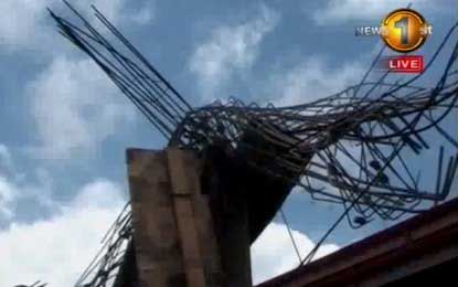 State will not incur losses in Wennappuwa bus stop collapse –  Authorities say