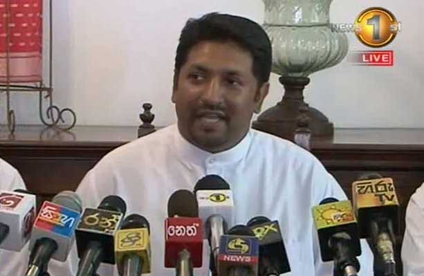 Breaking News: SL will not permit an international investigation on human rights: State Minister of Defence