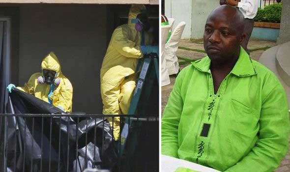 First Ebola patient diagnosed in U.S. dies