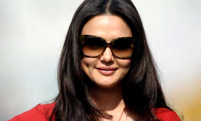 Preity Zinta deletes 'had to throw a guy out' tweet following uproar on Twitter