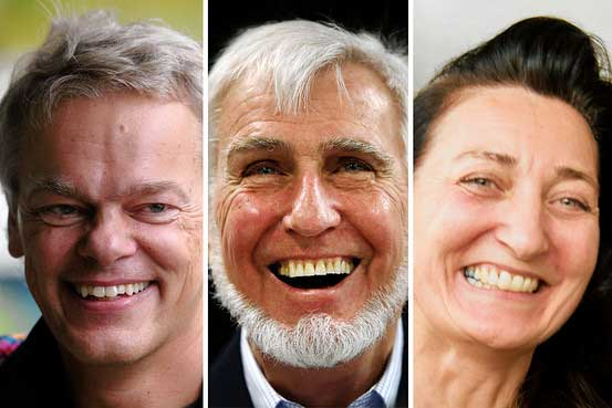 Nobel Prize for medicine goes to discoverers of brain's 'inner GPS'