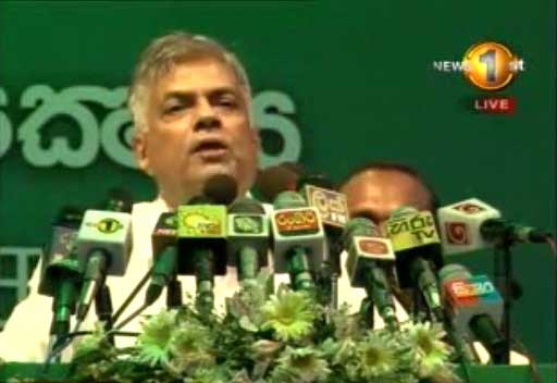 Let us prepare for battle – we have suffered enough: Ranil Wickremesinghe