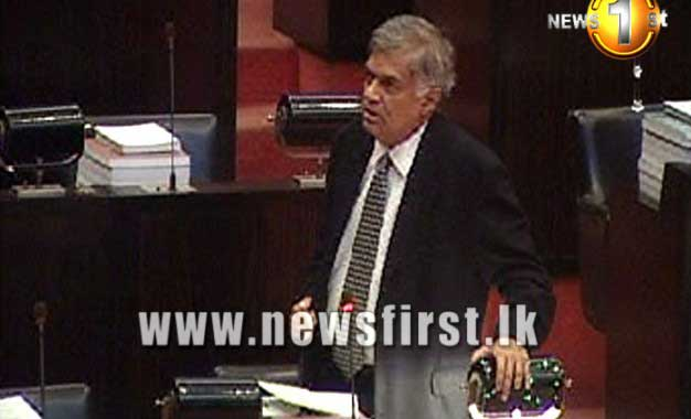 UNP would like to extend their support for 19th Amendment: Ranil Wickremesinghe (Watch Report)