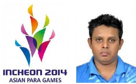 Sri Lanka clinches Silver at Asian Para Games in South Korea