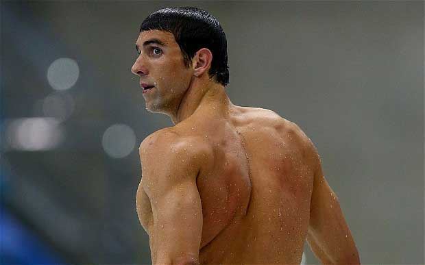 Michael Phelps suspended from swimming