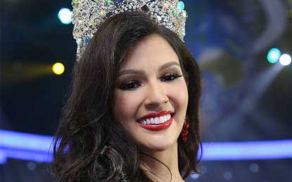 Philippines' Jamie Herrell crowned Miss Earth 2014