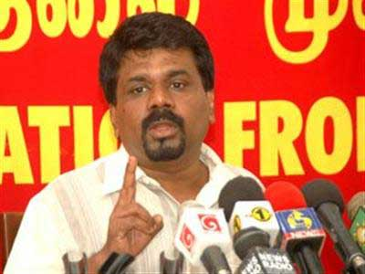 The constitution says clearly – Anura Kumara