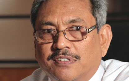 Gotabaya Rajapaksa requests that he be acquitted of all charges