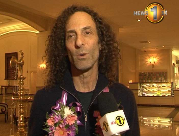 Grammy award-winning saxophonist Kenny G to perform in Sri Lanka (Exclusive Interview)