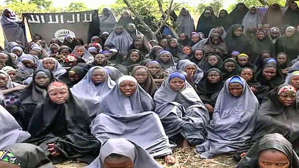 Boko Haram says kidnapped schoolgirls 'married off'