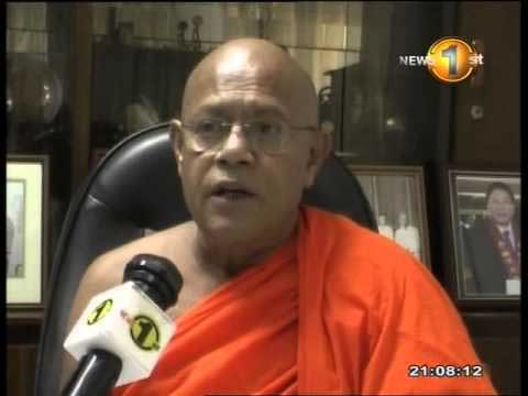 Ven Banagala Upathissa Thero on steering society to the right path