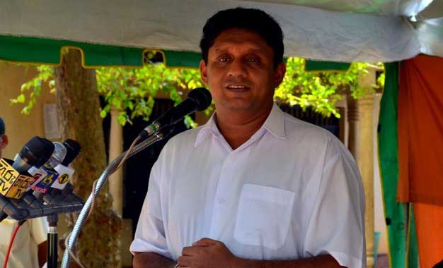 Must not create conflict, says Mervyn as he forsakes his position as UPFA organiser (Video)