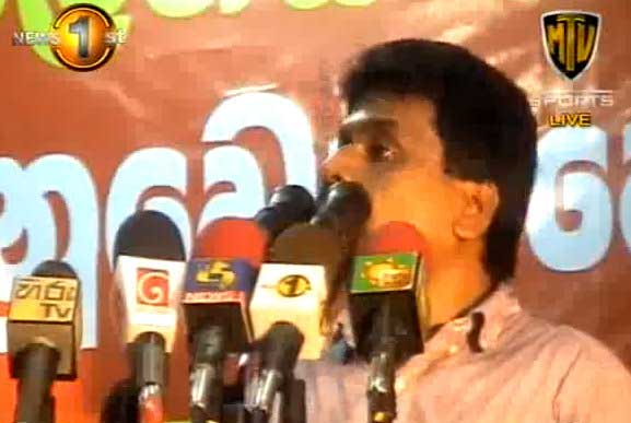 Present day politics has become a muddy swamp: Anura Kumara