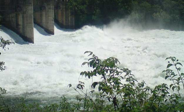 Extreme Weather: River and reservoir water levels on the rise