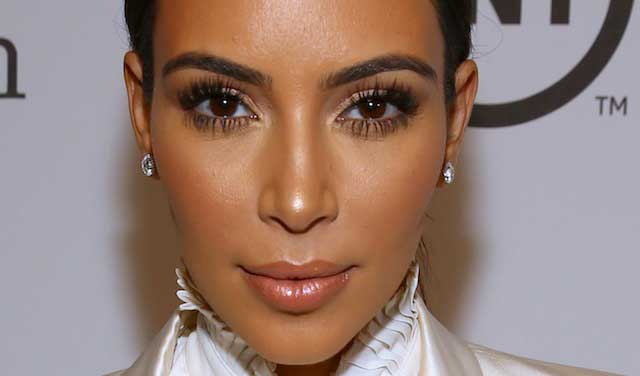 Kim Kardashian is the most searched celebrity of 2014