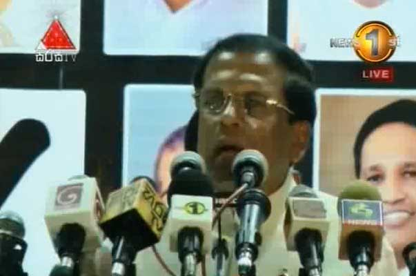 Will implement current development programme with higher standards: Maithripala  (Video)