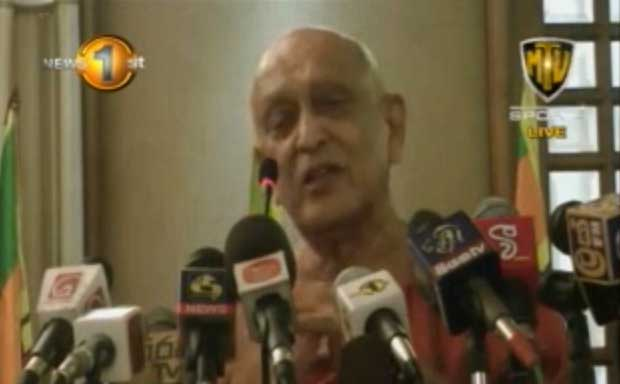 There is an imbalance in presidential polls – observes Ven Maduluwawe Sobitha Thero  (Watch Video)