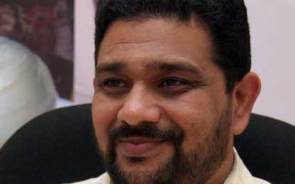Azad Sally resigns from UNP Provincial Councillor position