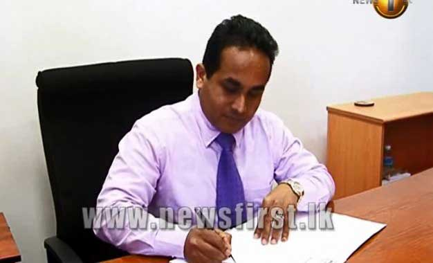 Nimal Siripala says corrupt individuals will not be protected