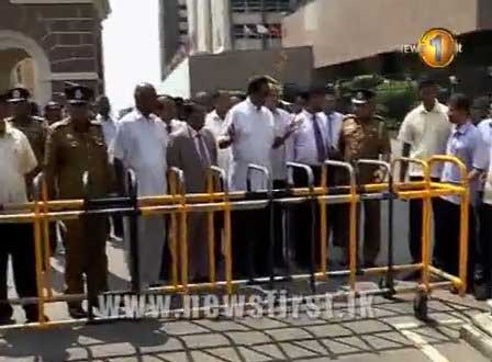 I will sacrifice my salary – Min. Sajith Premadasa (Watch video)