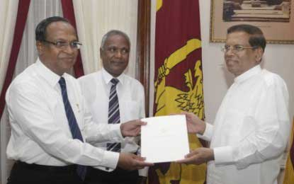 M. M. Zuhair appointed TRC Director General