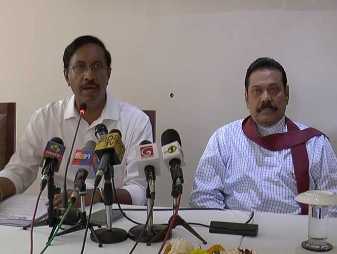 Former President will remain chairman of SLFP: Priyadarshana Yapa