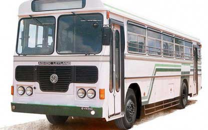 Jaffna-Colombo buses without permits may run into trouble