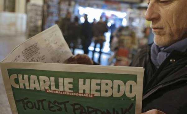 Hollande says Charlie Hebdo magazine 'reborn'