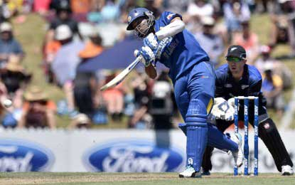 TM Dilshan at the top of ODI All-rounder rankings