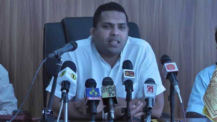 Min. Harin Fernando expresses views on proposed Pada Yathra