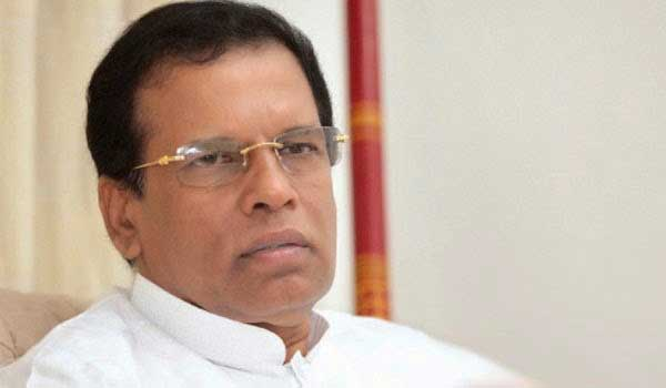 SLFP recommends second term for President Sirisena