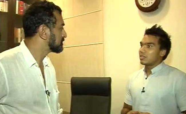 Close-knit ties between father and uncle brought about military victory: Namal to NDTV