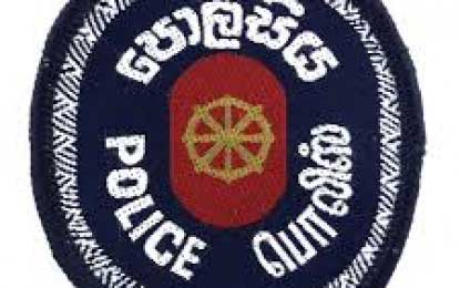 Hatton police cover propaganda vehicle of C.B. Rathnayake with black sheets