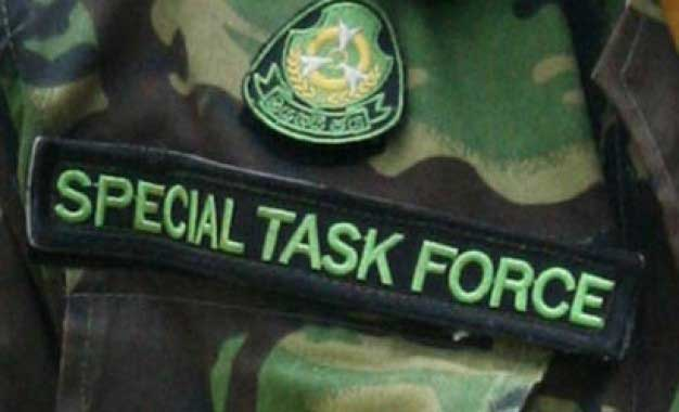 STF deployed to beef up security in Kahawatte