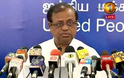 Attention drawn to possibility of rising global temperatures at Colombo event